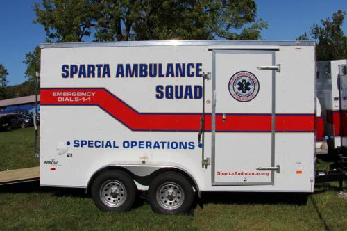 Special Operations Trailer